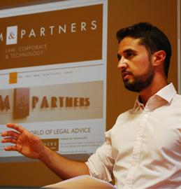 Carlos Martínez | Abogado especialista en Venture Capital