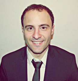 David Pinazo | Marketing Manager