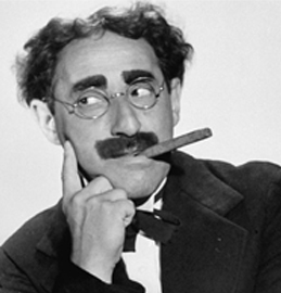 Groucho Marx | Advisor